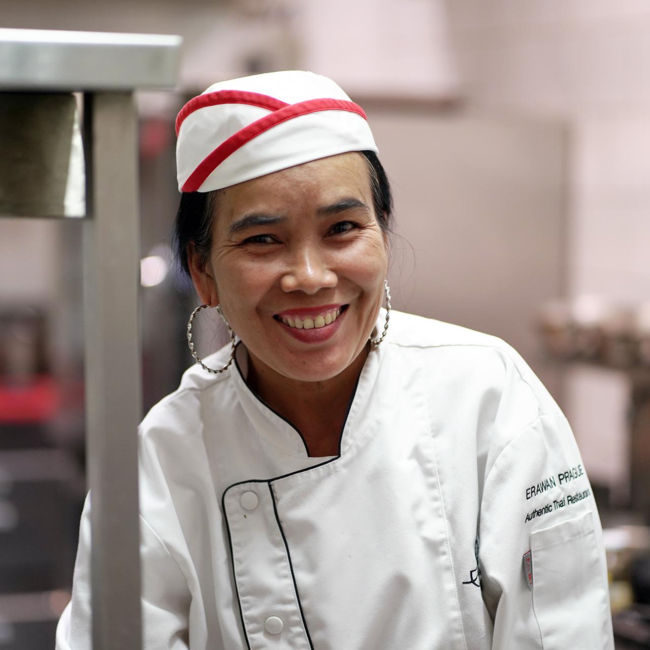 chef Lanchana